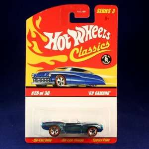 Hot Wheels Classics 164 Scale SERIES 3 Die Cast Vehicle Toys & Games