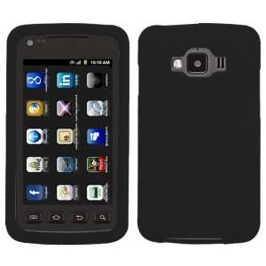 Case(Black) For SAMSUNG I847(Rugby Smart) Cell Phones & Accessories