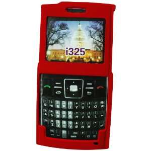 Cellet Samsung Ace SPH i325 Red Rubberized Proguard Cases