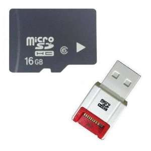 Card with SD Adapter (BULK PACKAGED) + R10W Micro USB Flash Card