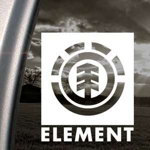 ELEMENT Decal Skateboard Snowboard Window Sticker Automotive