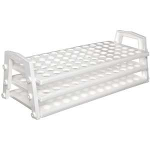 Nalgene 5930 0013 Polypropylene Test Tube Rack for 10 13mm Test Tubes