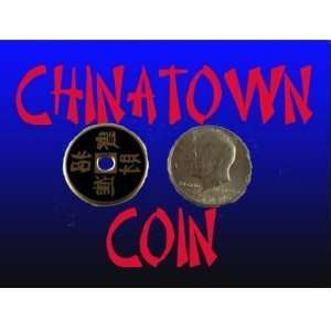 Chinatown Coins   Money / Close Up / Street Magic Toys & Games