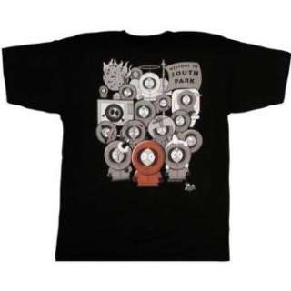 South Park   Kenny Die   T Shirt Clothing