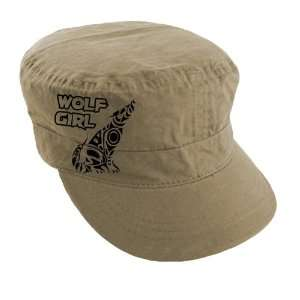 Twilight New Moon Wolf Girl Cadet Hat  Toys & Games