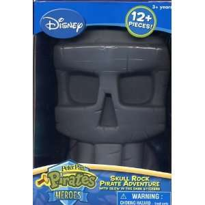 Disney Peter Pan Pirates Heroes Gray Skull Rock Pirate Adventure with