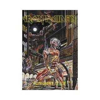 Iron Maiden   Power Slave Fabric Poster Print, 40x30