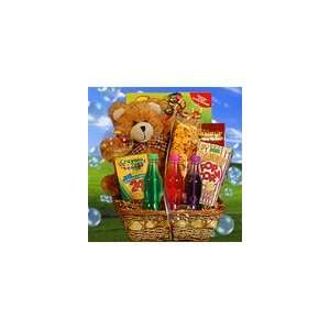 Personalized Fun and Games Gift Basket Toys & Games