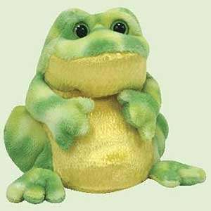 Jumps Yellow & Green Frog Toys & Games