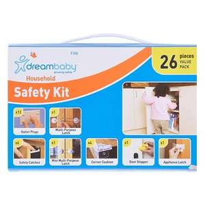 Dream Baby Home Safety Kit Health & Safety