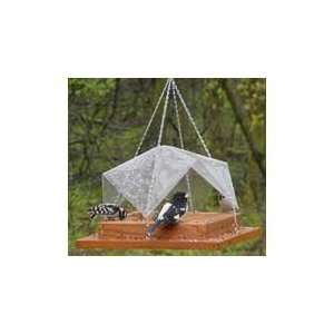 Tray w/Cover Feeder (Bird Feeders) (Seed Feeders)