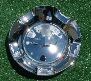 OEM Chrome Chevrolet Tahoe Suburban 20 Wheel CENTER CAP