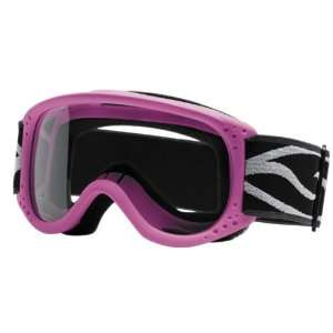 JUNIOR GOGGLE HOT PINK Automotive