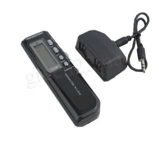 8GB Digital SPY Audio Voice Phone Recorder Dictaphone