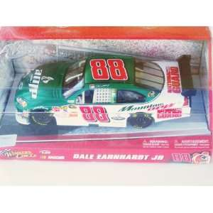 Dale Earnhardt Jr 124 Scale Diecast Car 88 Amp National
