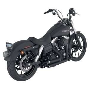 Vance And Hines Shortshots Staggered Exhaust System For